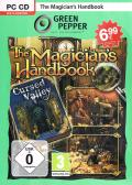 The Magician's Handbook: Cursed Valley Windows Front Cover