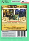 The Magician's Handbook: Cursed Valley Windows Back Cover