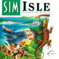 SimIsle: Missions in the Rainforest Macintosh Other Jewel Case - Front