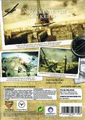 Blazing Angels: Squadrons of WWII Windows Back Cover