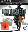 Battlefield: Bad Company 2 (Limited Edition) PlayStation 3 Front Cover