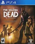 The Walking Dead PlayStation 4 Front Cover
