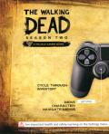 The Walking Dead: Season Two PlayStation 4 Inside Cover Left Inlay