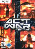 Act of War (Gold Edition) Windows Other Act of War: Direct Action Keep Case Front