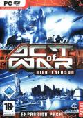 Act of War (Gold Edition) Windows Other Act of War: High Treason Keep Case Front