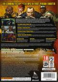 Borderlands: Game of the Year Edition Xbox 360 Back Cover