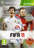 FIFA Soccer 11 Xbox 360 Front Cover
