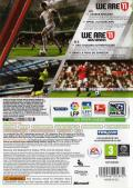 FIFA Soccer 11 Xbox 360 Back Cover