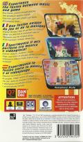 Lumines: Puzzle Fusion PSP Back Cover