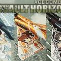 """Ace Combat: Assault Horizon - Aircraft Skin Pack 2 """"The Idolm@ster"""" PlayStation 3 Front Cover"""