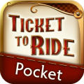 Ticket to Ride iPhone Front Cover