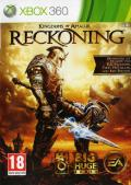 Kingdoms of Amalur: Reckoning Xbox 360 Front Cover