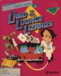 Leisure Suit Larry in the Land of the Lounge Lizards Amiga Front Cover