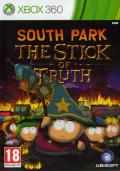 South Park: The Stick of Truth Xbox 360 Front Cover