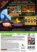 South Park: The Stick of Truth Xbox 360 Back Cover
