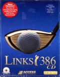 Links 386 CD DOS Front Cover