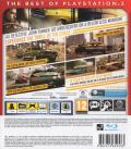 Driver: San Francisco PlayStation 3 Back Cover