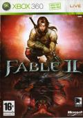 Fable II Xbox 360 Front Cover