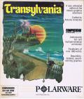 Transylvania Commodore 64 Front Cover