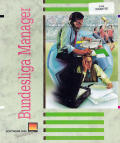 Bundesliga Manager Commodore 64 Front Cover