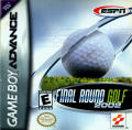 ESPN Final Round Golf 2002 Game Boy Advance Front Cover