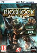 BioShock Windows Front Cover