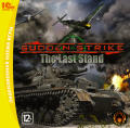 Sudden Strike 3: The Last Stand Windows Front Cover