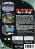 Aces of the Deep Windows Back Cover