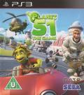 Planet 51: The Game PlayStation 3 Front Cover