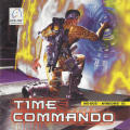 Time Commando DOS Other Jewel Case - Front