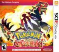 Pokémon Omega Ruby Nintendo 3DS Front Cover
