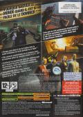 GoldenEye: Rogue Agent Xbox Back Cover