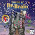 Castle of Dr. Brain DOS Other Jewel Case - Front