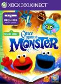 Sesame Street: Once Upon a Monster Xbox 360 Front Cover