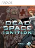 Dead Space: Ignition Xbox 360 Front Cover