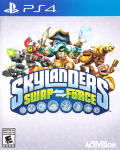 Skylanders: Swap Force PlayStation 4 Front Cover