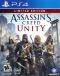 Assassin's Creed: Unity (Limited Edition) PlayStation 4 Front Cover