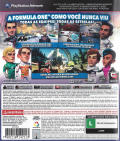 F1 Race Stars PlayStation 3 Back Cover