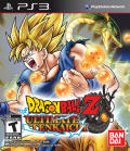 Dragon Ball Z: Ultimate Tenkaichi PlayStation 3 Front Cover