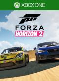 Forza Horizon 2: Rockstar Car Pack Xbox One Front Cover