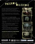 Silent Hill 2: Restless Dreams Windows Back Cover