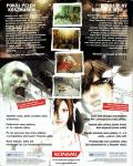 Silent Hill 4: The Room Windows Back Cover
