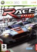 Race Pro Xbox 360 Front Cover