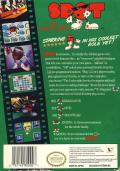 Spot NES Back Cover