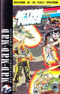 Action Force ZX Spectrum Front Cover