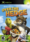 Over the Hedge Xbox Front Cover
