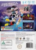 Disney Epic Mickey 2: The Power of Two Wii Back Cover