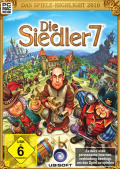 The Settlers 7: Paths to a Kingdom Windows Other Electronic Cover - Keep Case (Front)