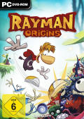 Rayman Origins Windows Other Electronic Cover - Keep Case Front