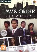 Law & Order: Legacies Windows Front Cover